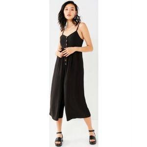 Urban Outfitters | Flowy Wide Leg Jumpsuit